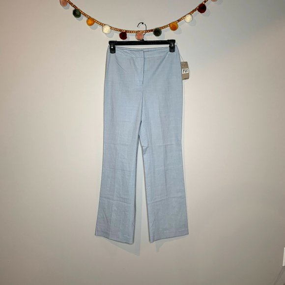 Austin Reed Pants Jumpsuits Nwt Austin Reed Powder Blue Dress Pants Poshmark